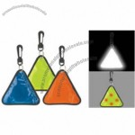 Reflector Flasher Safety Tags