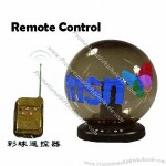 Remote Control LED Advertising Mira Ball