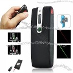 Remote Control Presenter Laser Pointer with USB Flash Drive