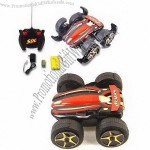 Remote Control Stunt Car with Wheels, Transform Into Claws and 27/40/49MHz Frequency