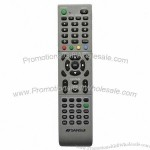 Remote Control with 57 Keys, Designed for TV