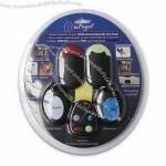 Remote Key Finders for Christmas Gifts, with 60 to 80ft Remote Distance and 85 to 90dBi Sound Volume