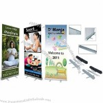 Retractable Banner Stands / Roll Up Banner Stands
