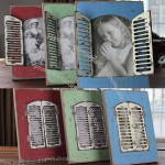 Retro Window Wooden Photo Frame