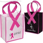 Ribbon Handle Awareness Bag