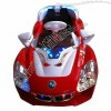 Ride-on Car, Comes in White and Red Colors
