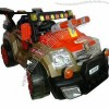 Ride-On Car With Panzer Style