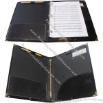 RingBinder Choir Folder, 3-Ring Music Folders