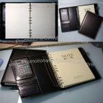 Ringbinder Notebook with Calculator