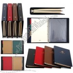 Ringbinder Notebook with PP Pouch