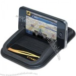 Roadster Sticky Pad Smartphone Mount & Car Dash Tray