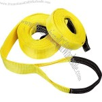 Rock Recovery Tow Straps