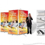 Roll-Up Banner Stands with Nylon Carrying Bag