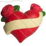 Rose Heart Stress Ball