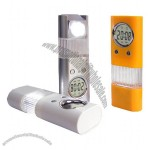 Rotatable Clock LED Torch