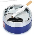 Rotation Extinguishing Safety Ashtray