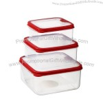 Round Airtight Food Container