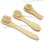 Round Brush for Shoe Care