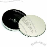 Round CD / DVD Tin Case