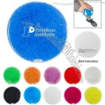 Round Gel Beads Hot/Cold Pack