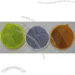 Round Shaped Reflector ID tag