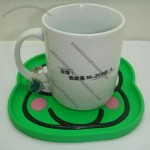 Rubber Cup Coaster