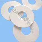 Rubber Flat Washer, EPDM/NBR/SBR Material, Gasket Washer, Mold Silicone Washer