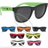 Rubberized Sunglasses, Fashion Wayfarer Sunglasses