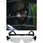 Safety Glasses with 2 LED Light