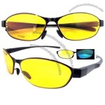 Safety Goggles (sunglasses) Against Computer Radiation
