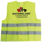 Safety Vest with Bag