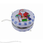 Santa Claus Metal Yoyo Tin Toy