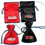 Satin Bags with Drawstring