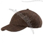 Scottish Harris Tweed Ball Cap