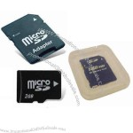 SD memory card that can be used in a variety of digital products.