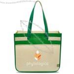 Sedona Laminated Shopper Bag
