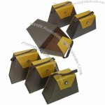 Set of 3 Cardboard Gift Boxes, Outer Layer with Embossed Specialty Paper