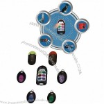 Set of Six Wireless Remote Control Key finder -- Never Lose again Your Keys, TV Remote, Cell Phone, Wallet, Glasses