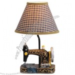 Sewing Machine Table Lamp