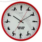 Sex Time Wall Clock