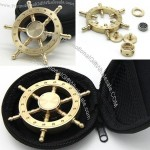 Ship Steering Wheel Fidget Spinner
