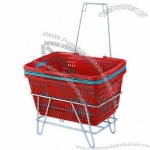 Shopping Basket Holder(1)