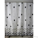 "Shower Curtain 70"" L x 70"" W"