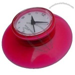 Shower Suction Cup Clock
