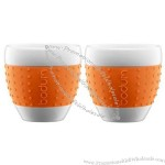 Silicon Band Porcelain Cup