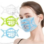Silicone 3D_Mask Bracket for Comfortable Cover Wearing