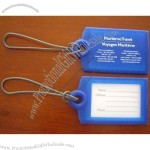 Silicone Luggage Tag(1)