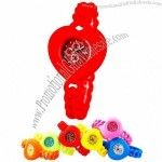 Silicone Watch with Nice Shape