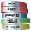 Silicone Wristband w/ steel plate