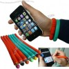 Silicone Wristbands with Stylus Pen